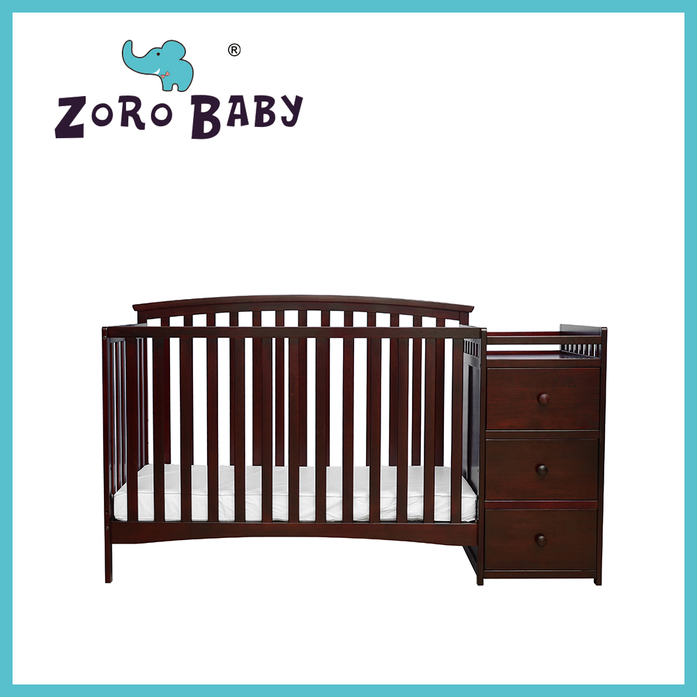 Wooden 3 in1  Baby cribs 060