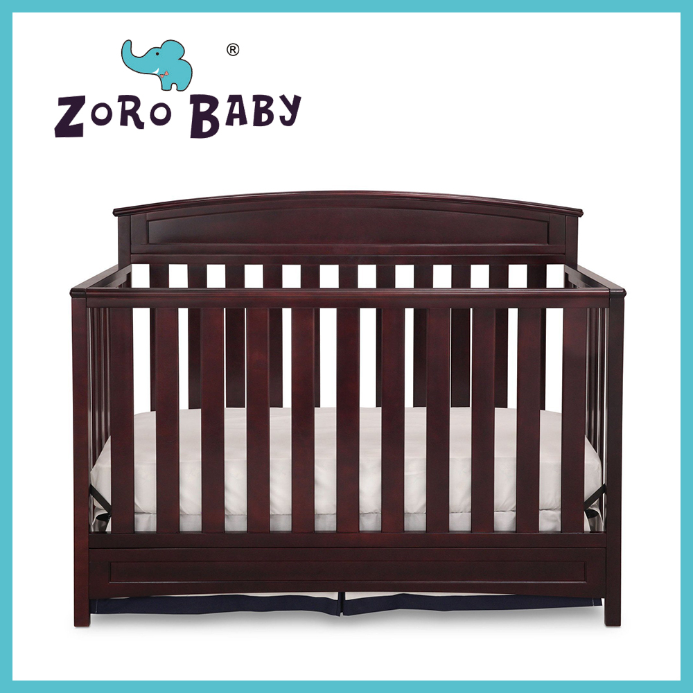 Solid wooden baby cribs 010